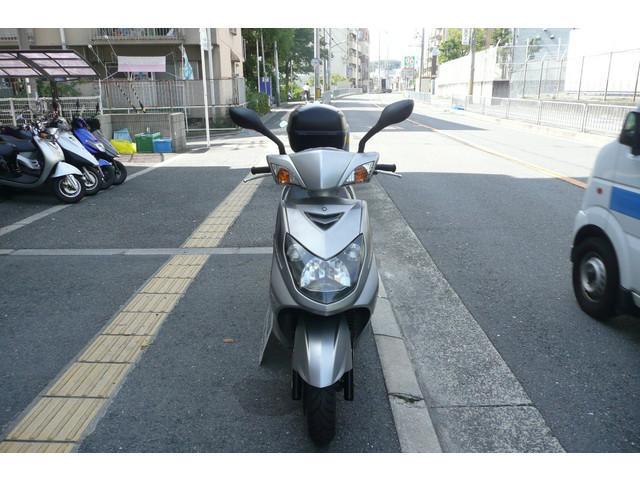 ヤマハ シグナスX FIの画像(大阪府