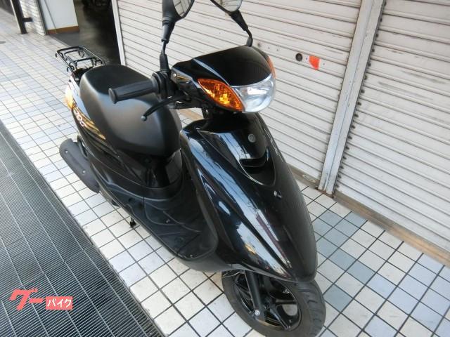 ヤマハ JOG DX Fディスクブレーキ装備の画像(大阪府