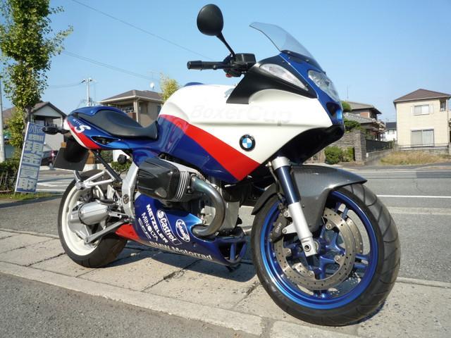 R1100Sボクサーカップレプリカ  日本限定80台モデル