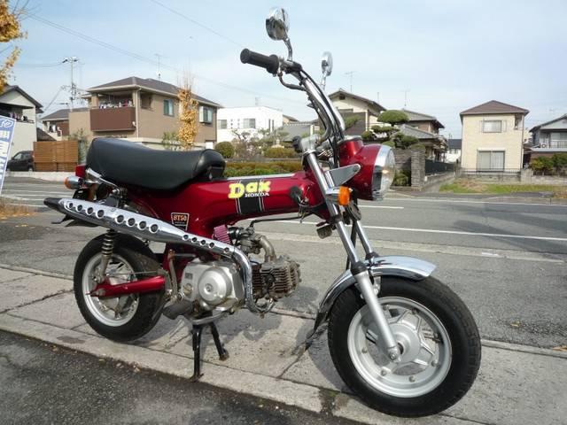 バイク ダックス