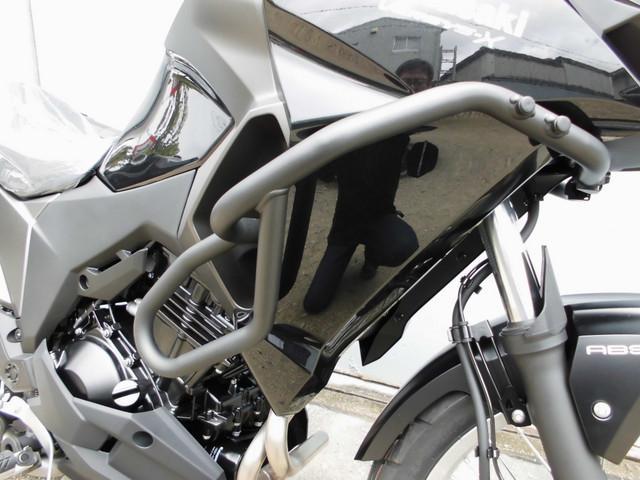 カワサキ VERSYS-X250 Tourerの画像(大阪府
