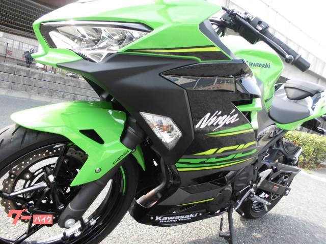 カワサキ Ninja400 KRT ワンオーナー車の画像(大阪府