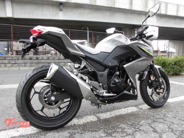 カワサキ Z250 ABSの画像(大阪府
