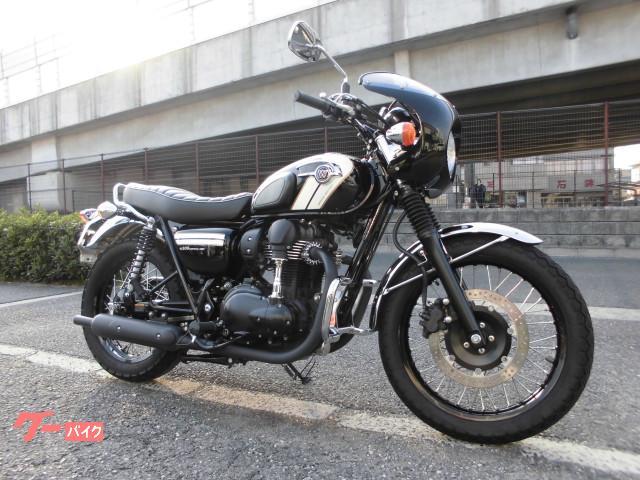 カワサキ W800 スペシャルエディション 最終型の画像(大阪府