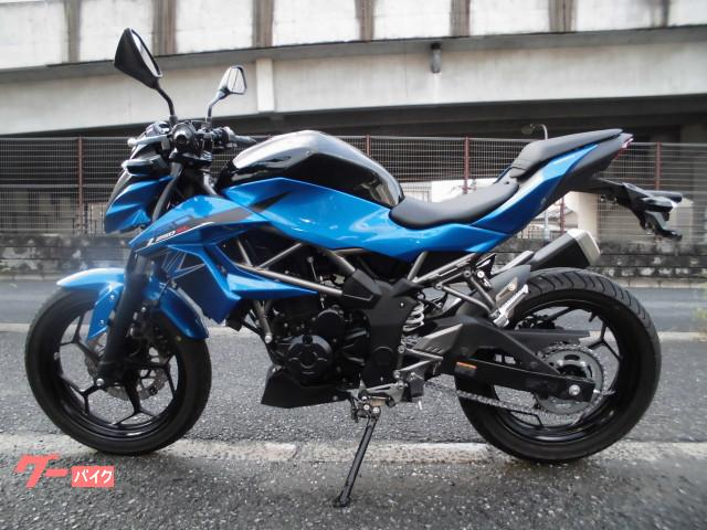 カワサキ Z250SLの画像(大阪府