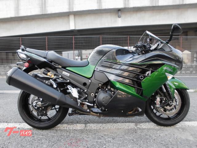 Ninja ZX−14R HG ワンオーナー車