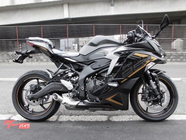 Ninja ZX−25R SE 2022モデル