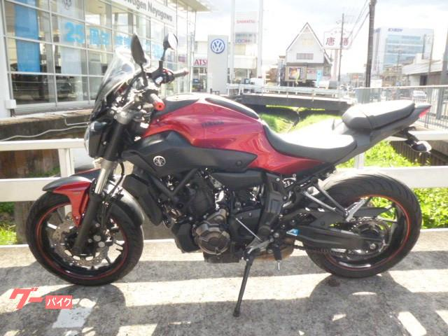 ヤマハ MT-07 ABSモデルの画像(大阪府