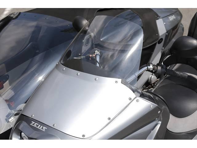 トライク サイドバイク メガゼウス 4人乗り登録の画像(京都府
