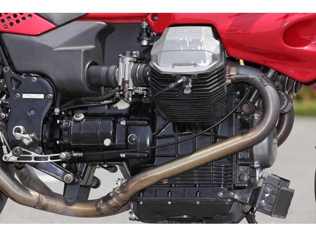 MOTO GUZZI 1100スポルト コルサ 世界限定300台の画像(京都府