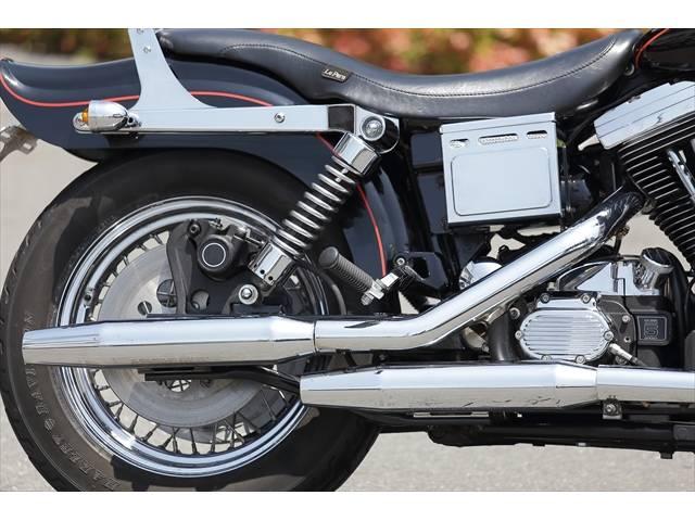 HARLEY-DAVIDSON FXDWG ダイナワイドグライド エボエンジンの画像(京都府