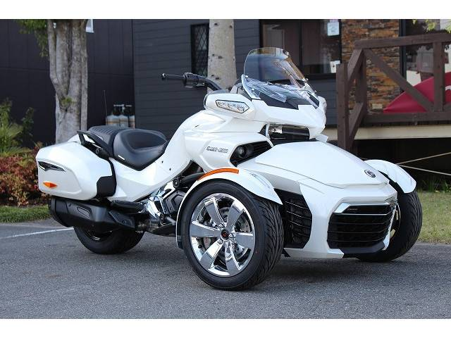 BRP can-am SPYDER F3 LIMITEDの画像(京都府
