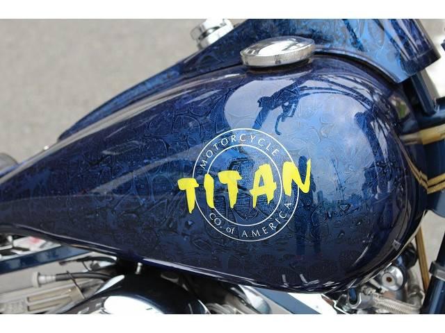TITAN ゲッコーRMの画像(京都府