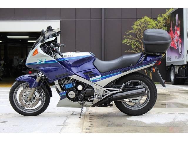 ヤマハ FJ1200ABSの画像(京都府