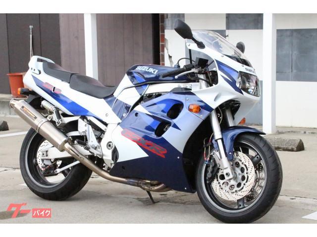 スズキ GSX-R1100の画像(京都府