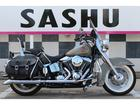 FLSTN ソフテイルデラックス日本上陸100th記念限定カスタムペイントモデル