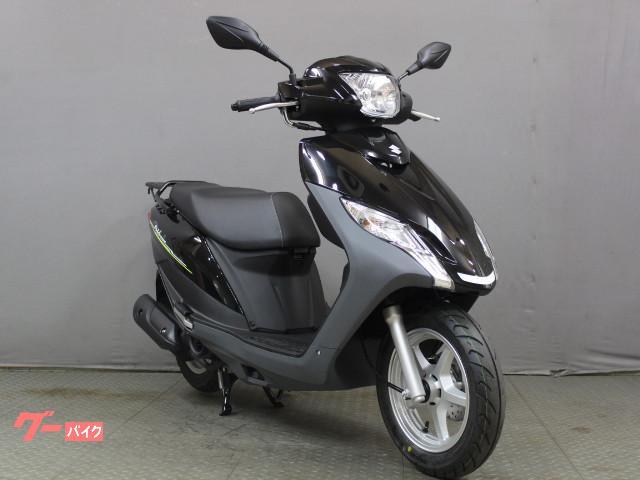 スズキ アドレス125 最新モデル 国内仕様 新車の画像(兵庫県