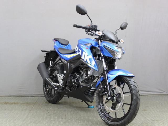 スズキ GSX-S125 ABS 最新モデル 国内仕様の画像(兵庫県