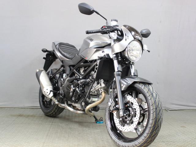 スズキ SV650 X 最新モデル 国内仕様の画像(兵庫県