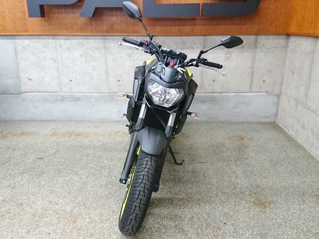 ヤマハ MT-07 ABS 最新モデル 国内仕様の画像(兵庫県