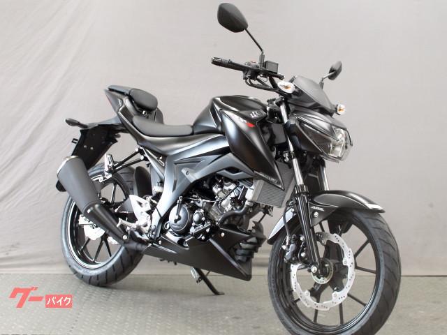 スズキ GSX-S125 ABS 19年モデル 国内仕様の画像(兵庫県