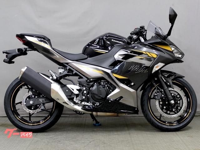 Ninja 400 ABS 22年モデル 新車