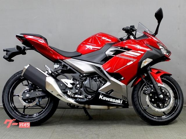 Ninja 250 ABS 22年モデル 新車