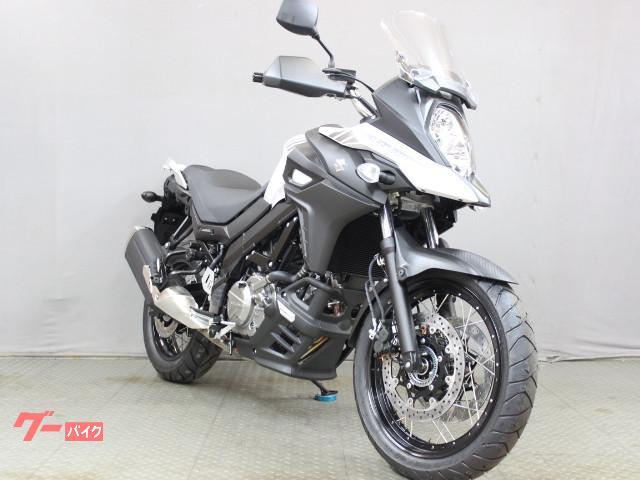 スズキ V-ストローム650 XT 最新モデル 国内仕様の画像(兵庫県