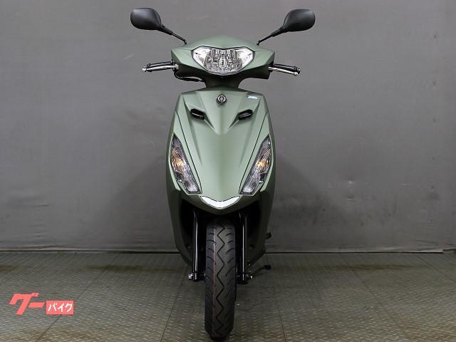 ヤマハ AXIS Z 最新モデル 国内仕様 新車の画像(兵庫県