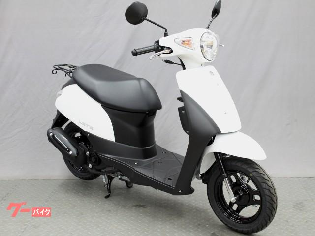 スズキ レッツ 21年モデル 最新 新車の画像(兵庫県