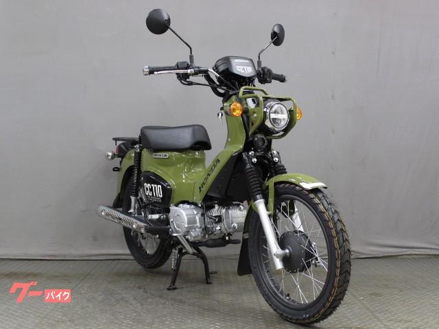 ホンダ クロスカブ110 20年モデル 国内仕様 新車の画像(兵庫県