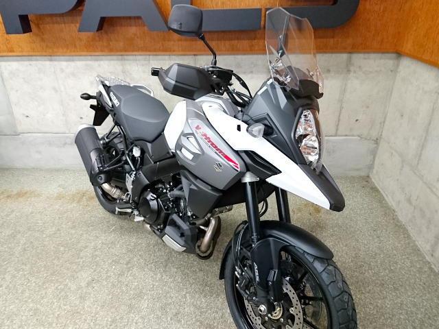 スズキ V-ストローム1000 ABS 最新モデル 国内仕様の画像(大阪府