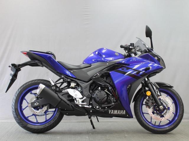 ヤマハ YZF-R3 ABS 最新モデル 国内仕様の画像(大阪府
