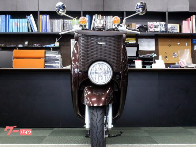 ヤマハ ビーノモルフェ 14年式 ワンオーナー バッテリー新品の画像(大阪府
