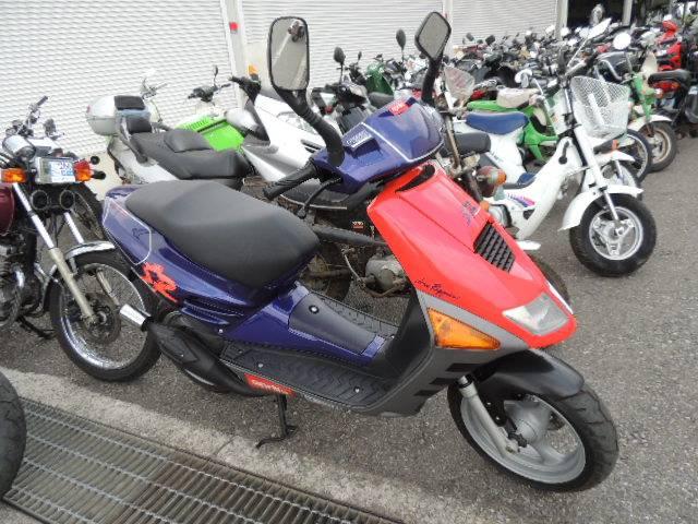 aprilia SR50の画像(兵庫県