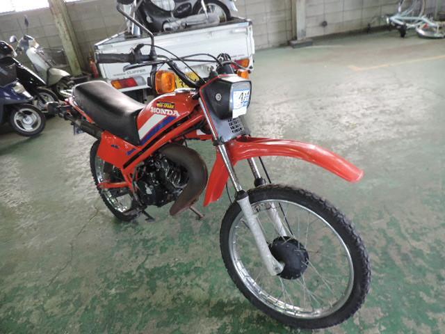 MT50(ホンダ)のバイクを探すなら...