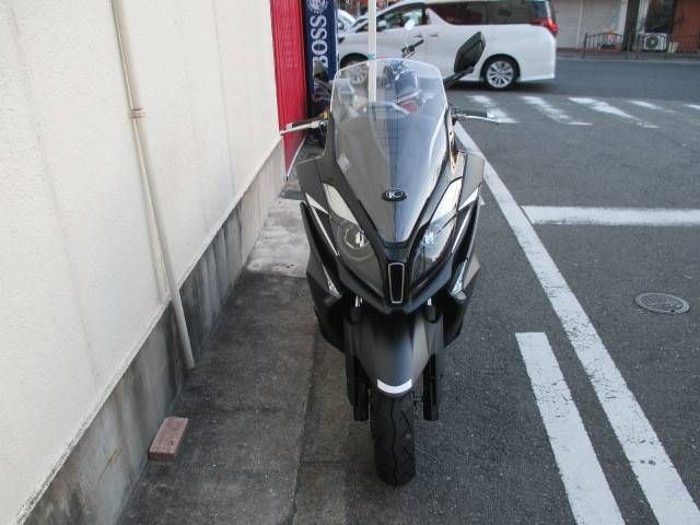 KYMCO Newダウンタウン125i 正規輸入車両の画像(大阪府