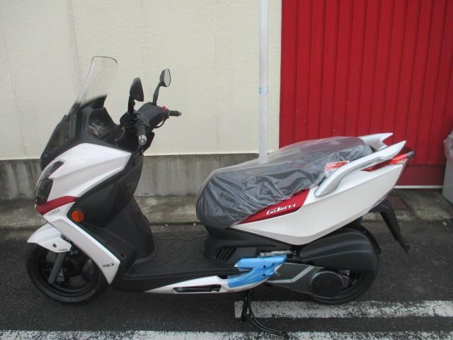 KYMCO G-DINK250i ABS 最新モデル 正規輸入車輌の画像(大阪府