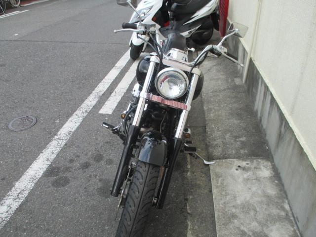 ヤマハ ドラッグスター400の画像(大阪府