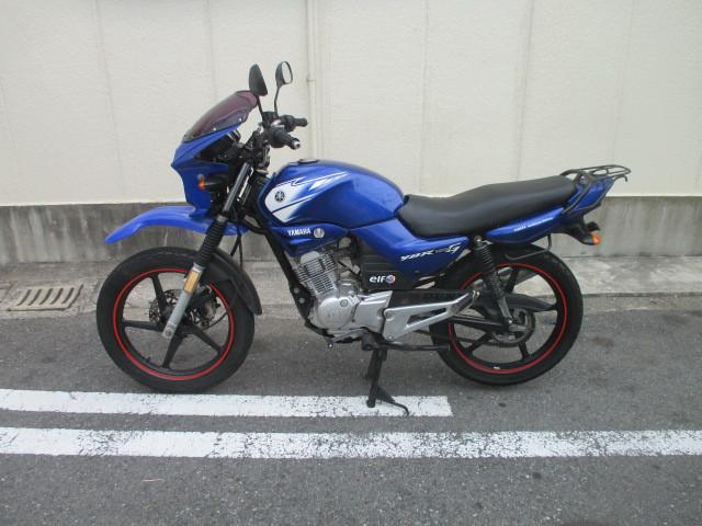 ヤマハ YBR125Gの画像(大阪府
