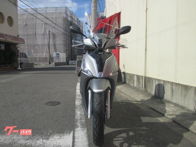 KYMCO ターセリーS125 NEWモデル 正規輸入車両の画像(大阪府