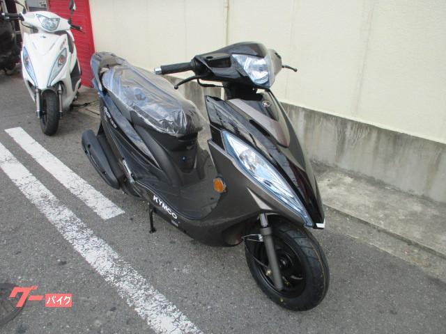 キムコ GP125iGP125i NEWモデル 正規輸入車両