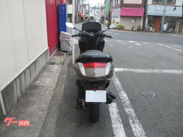 PEUGEOT シティスター125 スマートモーションの画像(大阪府