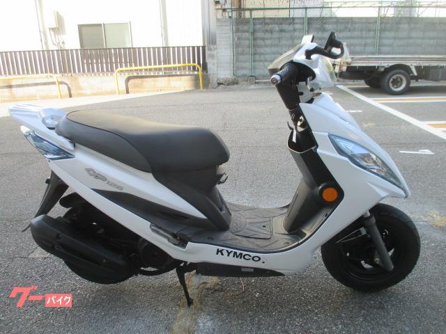 キムコ GP125iGP125i ホワイト