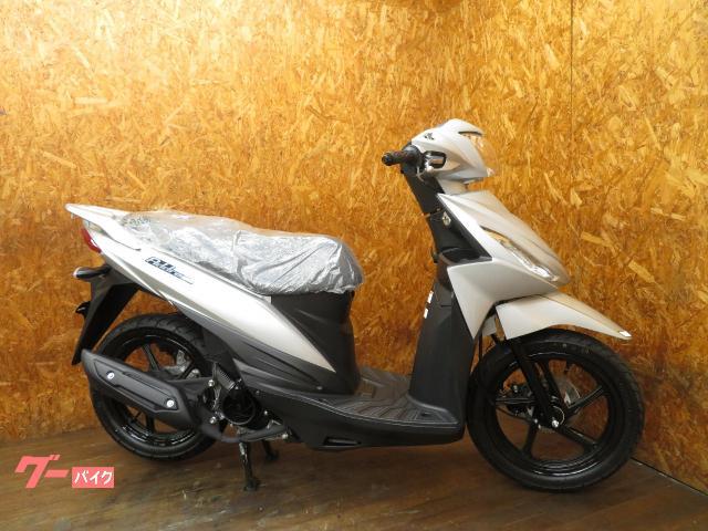 アドレス110 2021モデル 新車