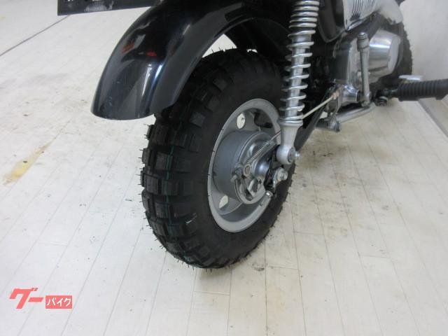 ホンダ ゴリラ AB27型 最終モデル 前後タイヤ新品の画像(兵庫県