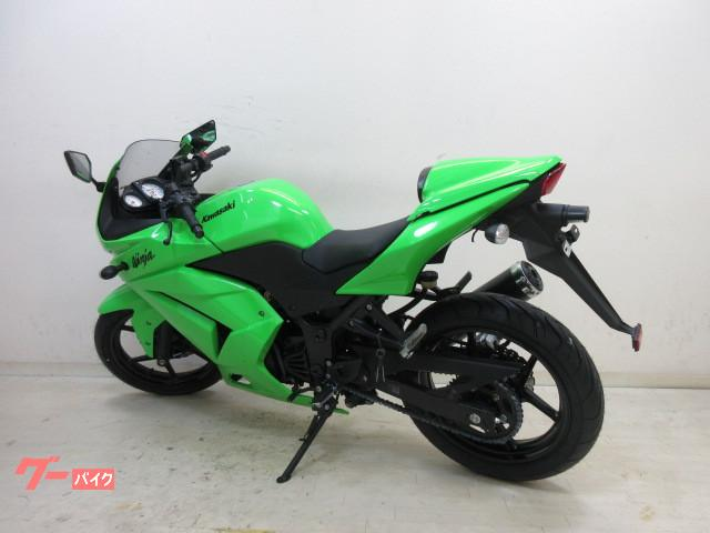 カワサキ Ninja 250R 前後タイヤ新品 シングルシートカウルの画像(兵庫県
