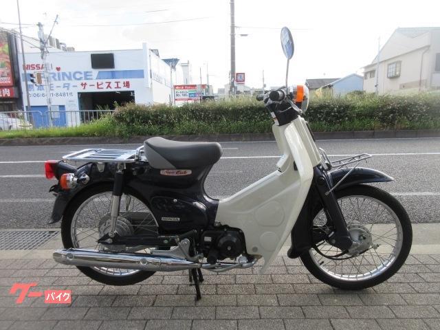 スーパーカブ50DX インジェクションエンジン AA01型 丸型ライト 日本製