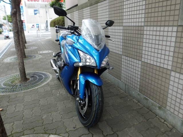 スズキ GSX-S1000F ABS トラクションコントロール付 145馬力の画像(大阪府