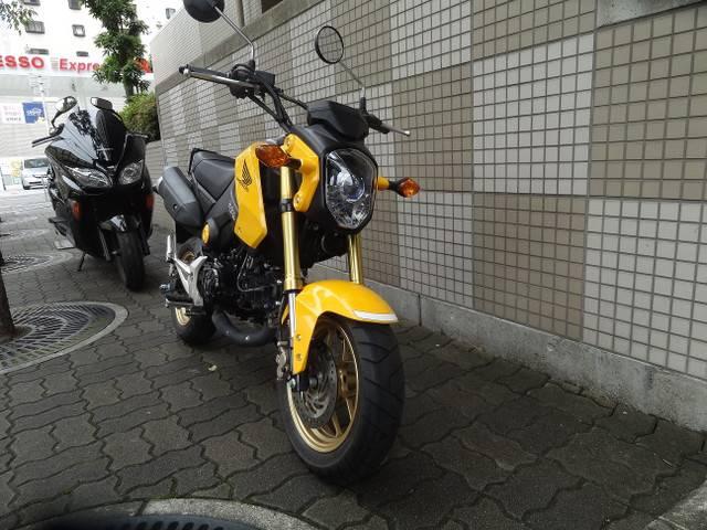 ホンダ グロム 125 GooBike鑑定車の画像(大阪府